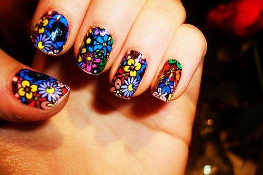 Fun nail designs..