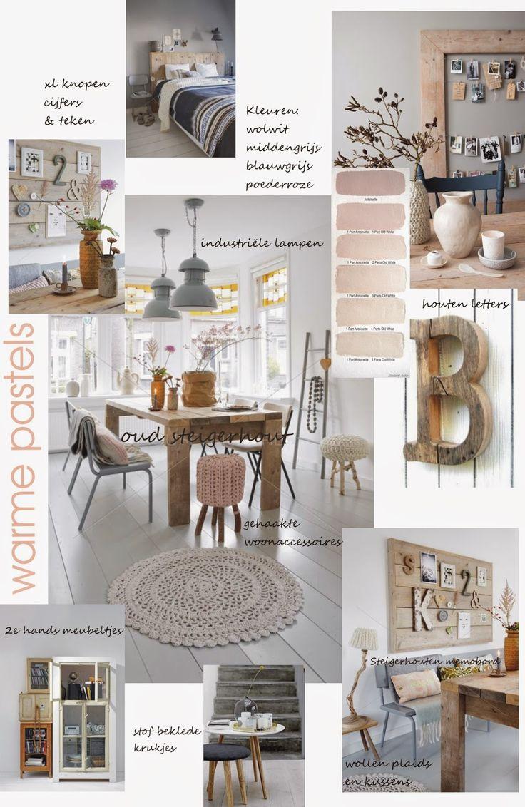 1000  images about interieurstijlen en  trends on pinterest ...