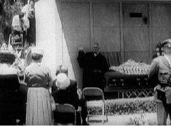 Marilyn Monroe's Funeral. 8th August 1962