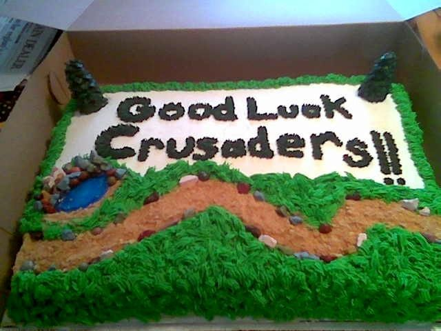 Cake Decorating Ideas Runners : 23 best track and cross country banquet images on ...