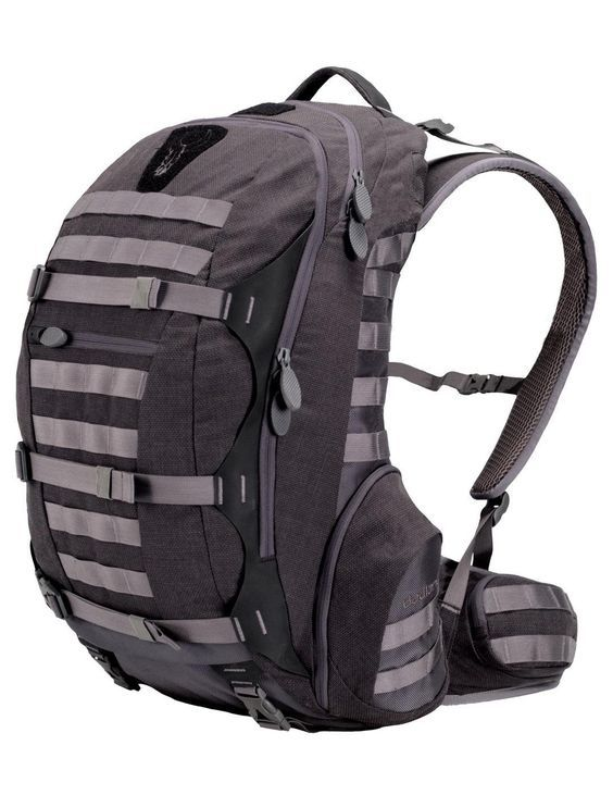 Badlands Tactical RAP-18 Backpack Nylon Gunmetal ** Check out this great item shown here  : Day backpacks