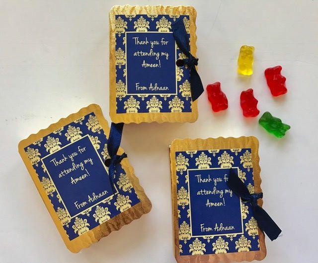 11 best Ameen, Hifz, Quran Parties, Quran Favors, Hafiz ...