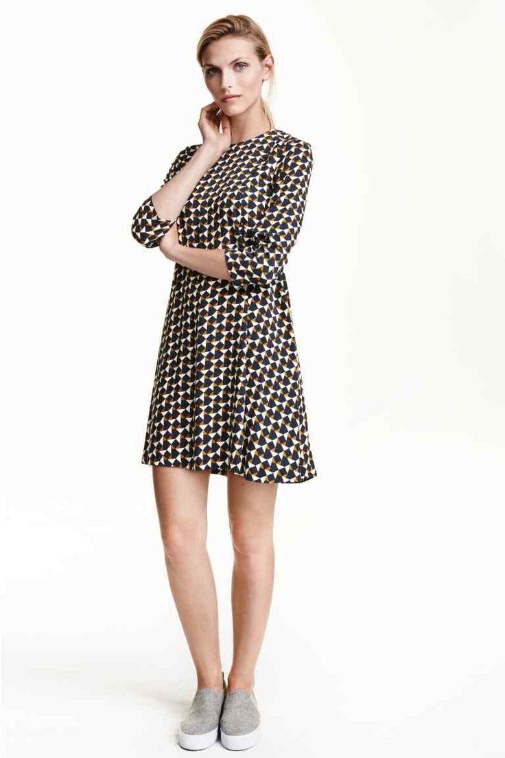 Rozszerzana sukienka | H&M