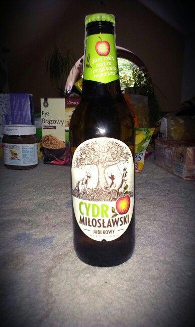 #holiday great polish drink #cydr