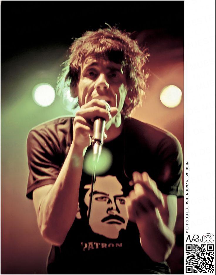 #NRivFotografia |  #Guasones - 2011 - San Carlos de #Bolivar - Argentina - Complejo República de Venezuela - #Rock
