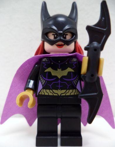 Lego Super Heroes Batgirl Brand New 76013 DC Comics Minifigure Minifig | eBay