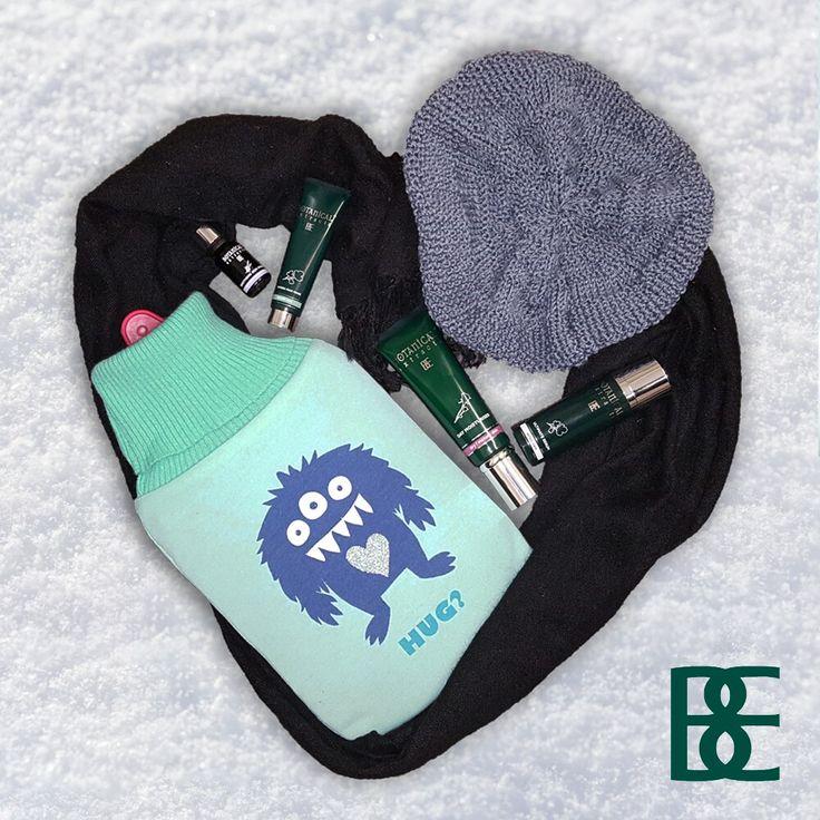 Do you have your Winter Essentials? I know I do...