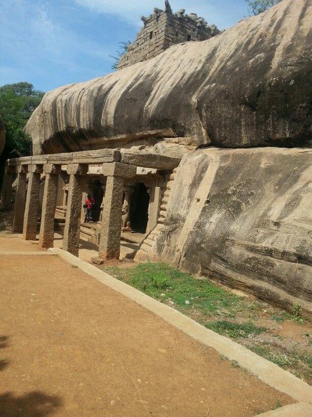 Caves in mahabalipuram