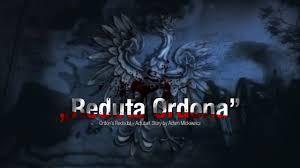 Znalezione obrazy dla zapytania Reduta Ordona
