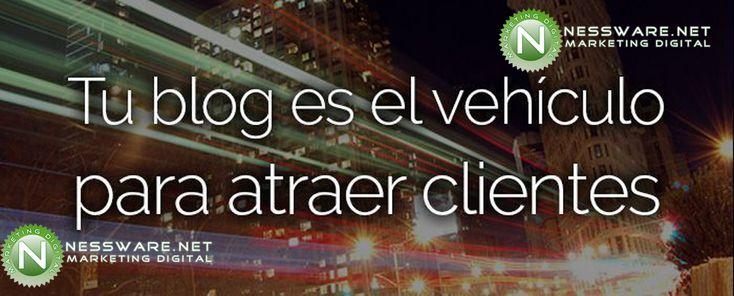El blog del negocio es una herramienta poderosa para atraer clientes potenciales y aumentar la fidelidad...
