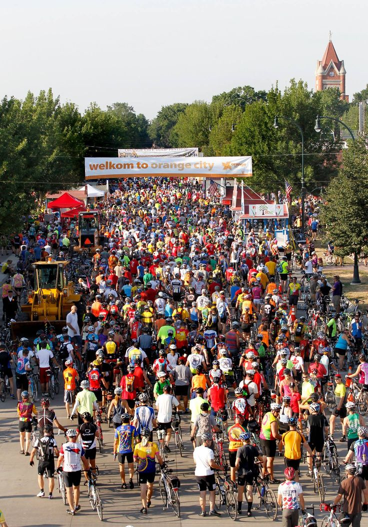 Ragbrai - 2013/ I really REALLY want to do this in the next few years!