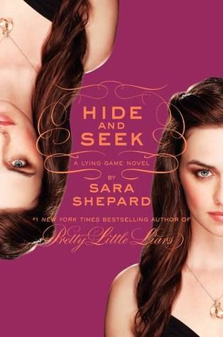#4 in The Lying Game series. Coming out July 31, 2012.