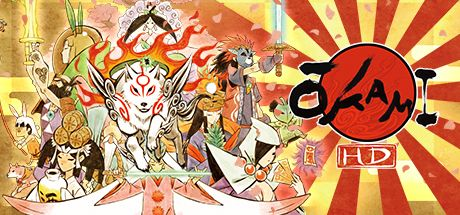 Okami is getting a Steam release - Can I die happy? Discuss.