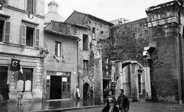 Via del Portico D'Ottavia (1938)