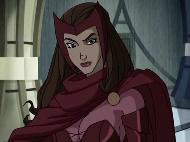 Obtuve:Scarlet Witch!