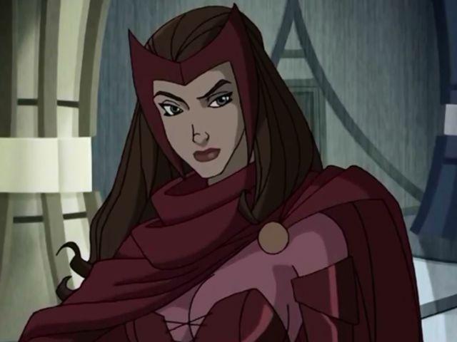 Obtuve:Scarlet Witch!