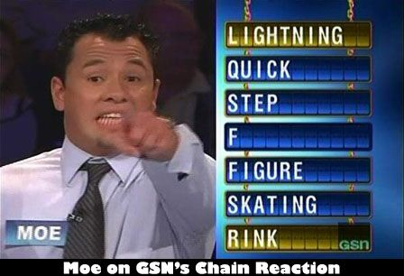 chain reaction game show