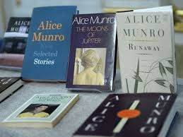 Image result for selected stories alice munro