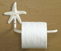 Amazon.com: Tropical Nautical Starfish Toilet Tissue Paper Holder: Home & Kitchen