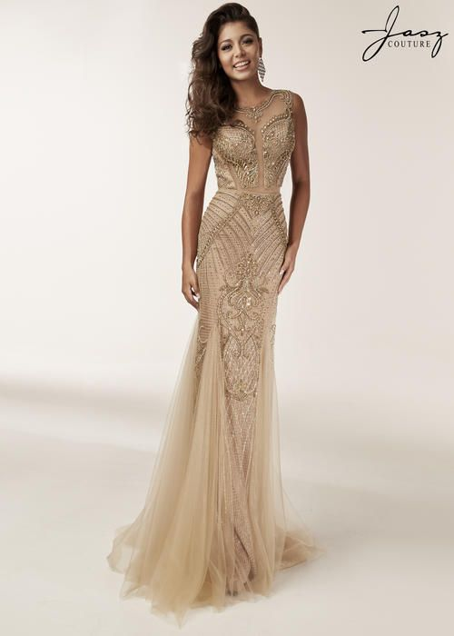 JASZ Couture 6203   Mother of the Bride Dresses