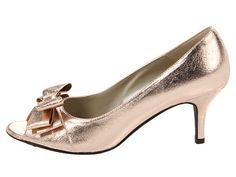 Fashion trend of Rose Gold Kitten Heels  Tsaa Heel
