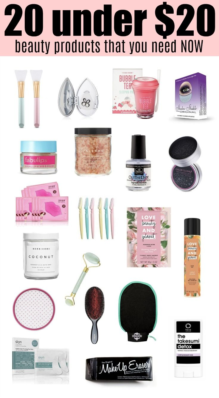 Houston beauty blogger Uptown with Elly Brown shares her 20 MUST HAVE Beauty Products Under $20. Click here to see more!