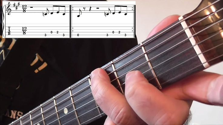7 Famous Easy Riffs for Beginners | Guitar Lessons ...