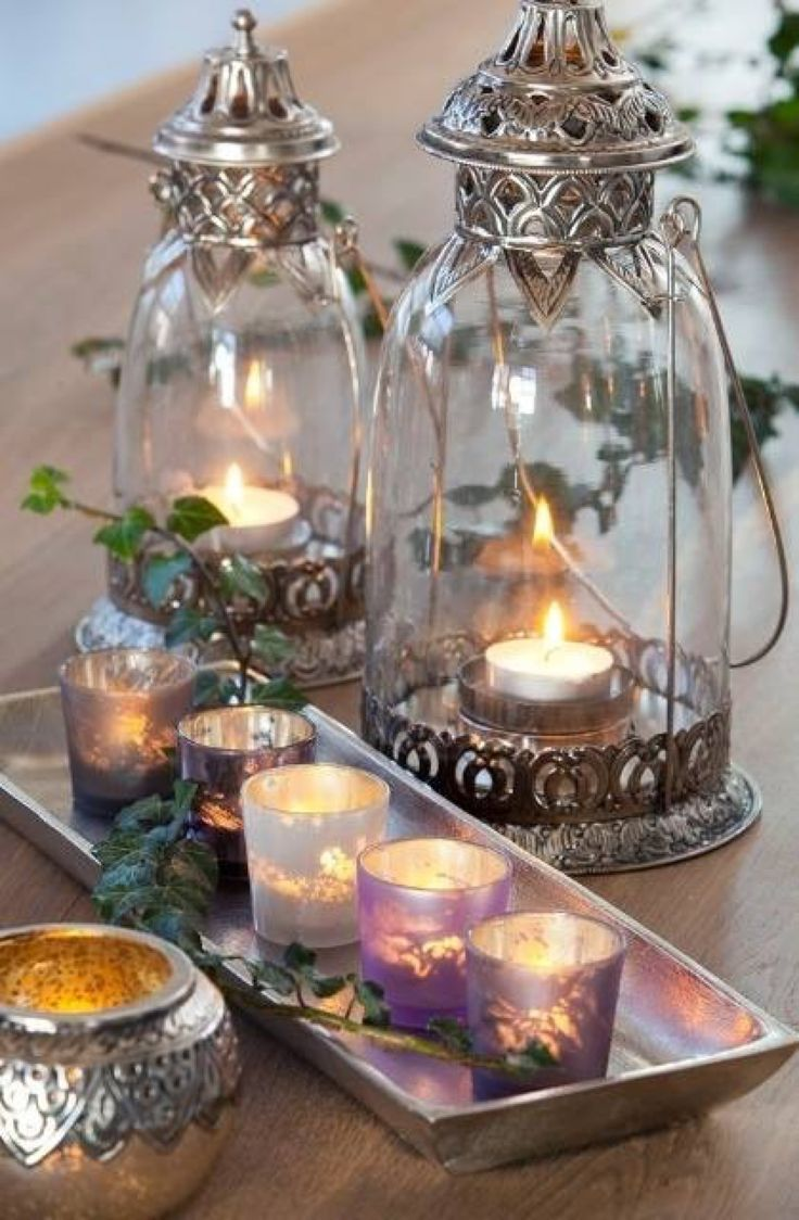 17 best images about candles too light up your beautiful life on pinterest romantic - Gratis huis deco magazine ...