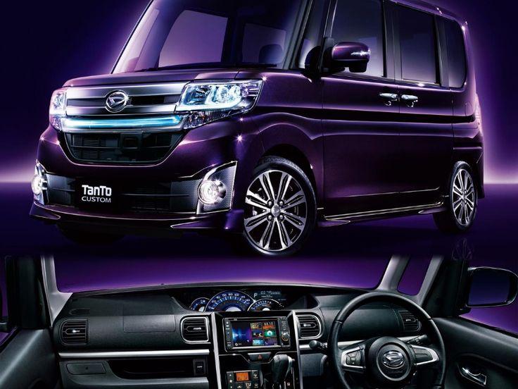 Light motor vehicle [DAIHATSU Tanto]   历届获奖作品   Good Design Award