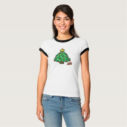 Cherry Boom Christmas Gift T-Shirt - retro clothing outfits vintage style custom