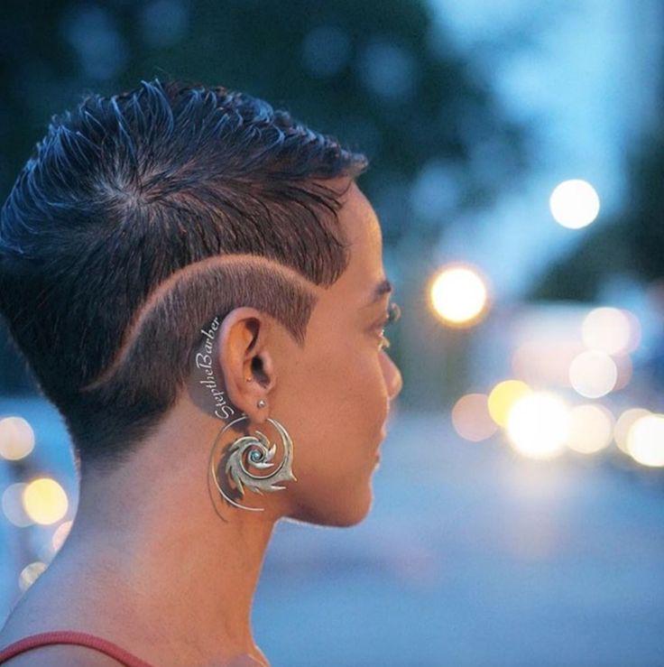 Fresh cut via @stepthebarber - Black Hair Information Community