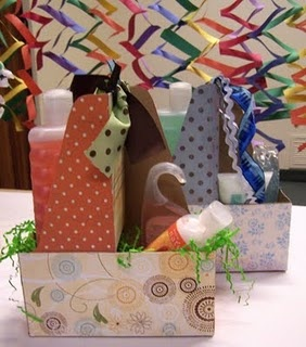 Sonic Covered Drink Carriers....filled with goodies: Goodies, Drinks Holders, Boy Baby Showers, Covers Drinks, Drinks Carriers, Crafts Idea, Boys Baby Showers, Gifts Idea, General Idea