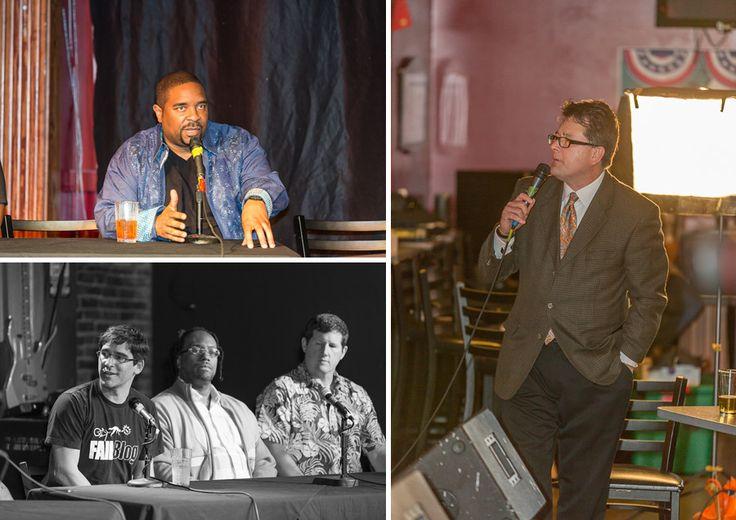 Music. Promo. Social. The Industry Panel - Sir Mix a Lot - Scott Porad - Tony Benton - Jeff Shuey - Gene Dexter