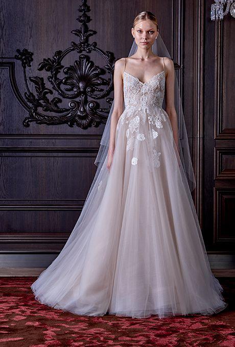 5 Tendências de Vestidos de Noiva do New York Bridal Week Spring 2016