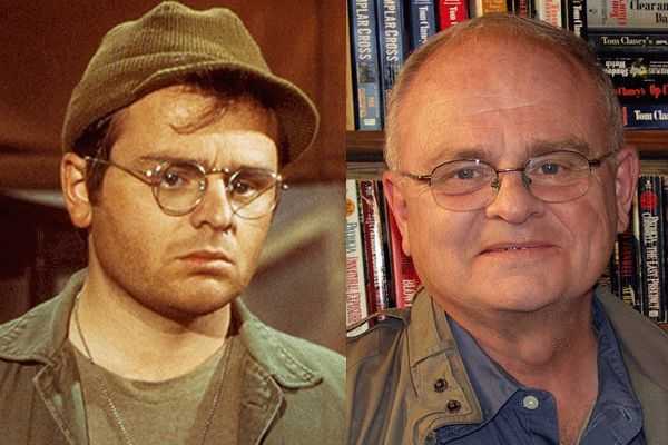 Actor Gary Burghoff - Best known for the character Radar in the hit television series MASH