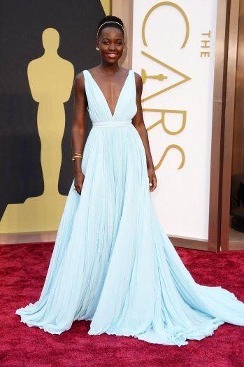 Lupita Nyong'o | Prada | 2014 Oscars