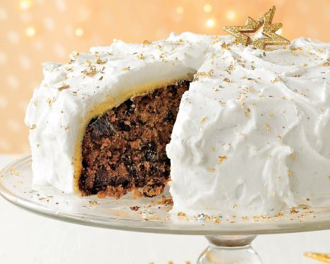 Nigella Christmas Cake Decoration : Bake now, eat later: Jo Pratt s fruity Christmas cake ...