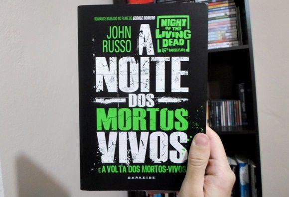Resenha: A Noite dos Mortos Vivos (Darkside Books) #nightofthelivingdead #books #zombies