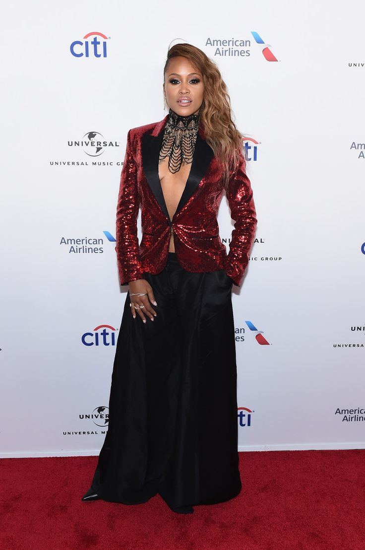 Eve at the Universal Music Group's 2018 After Party to celebrate the Grammy Awards. Photo: Ilya S. Savenok/Getty Images for Universal Music Group