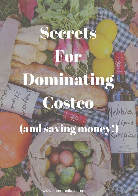 How To Shop At Costco Like A Boss (And Save Money!)