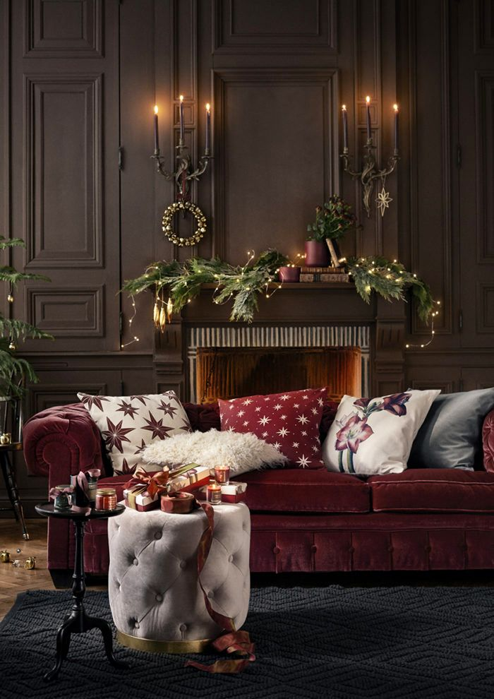 How to decorate this christmas according to your sign. Here is the most inspiring ideas for your livingroom accoring to your horoscope. Here's the best details you won't want to miss
