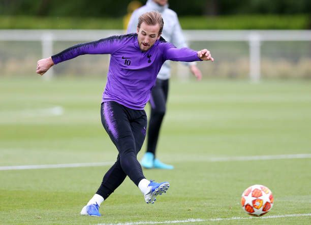 Kane I M Fit To Play Today Tottenham Kane Tottenham Hotspur