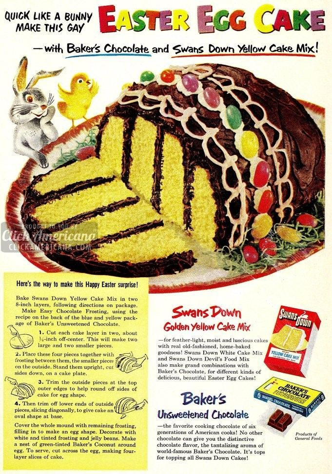 vintage brownie mix ads | 1000+ images about What's Cooking? Vintage on Pinterest | Pie recipes ...