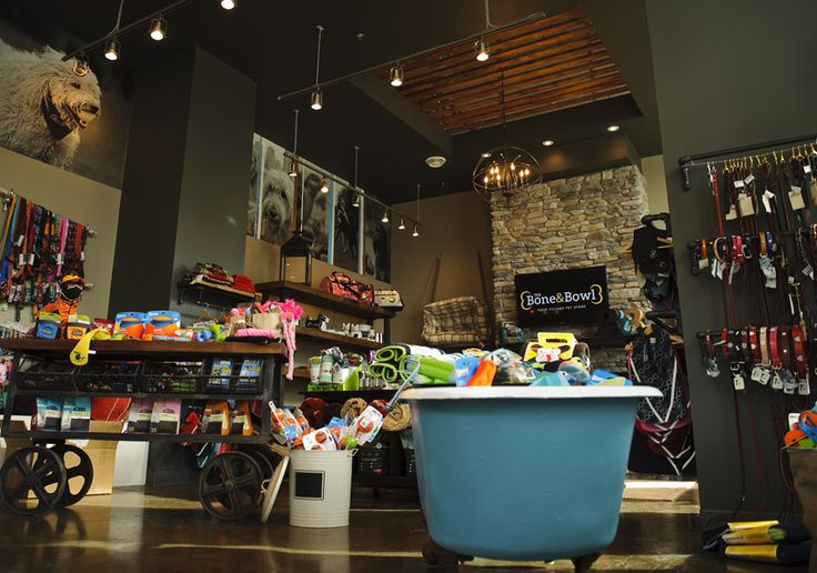Pet Boutique   KM Interior Design Services   Victoria, BC