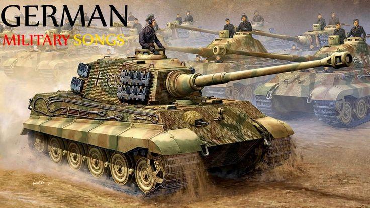 [HD] BEST GERMAN MILITARY SONGS / Marches et chants militaires allemands