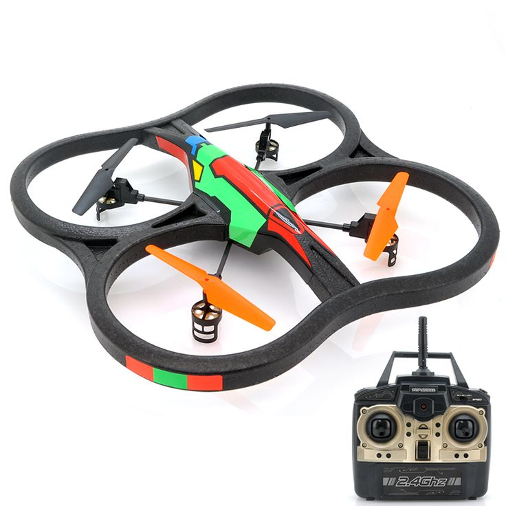 Drona Mega Quadcopter Intruder 60cm - http://www.gadgetworld.ro/drona-mega-quadcopter-intruder-60cm.html