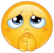 praying emoticon sticker