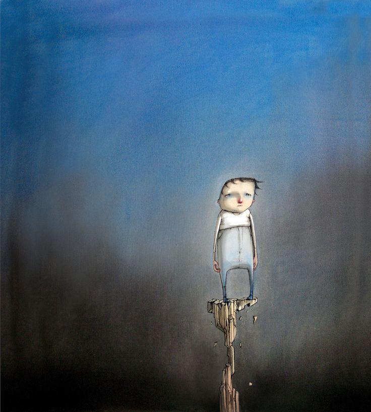 Om barn med vanskelig oppvekst i DBMagasinet Lisa Aisato - NORUEGA