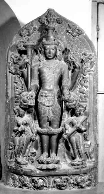 Visnu, BSP Collection, Calcutta