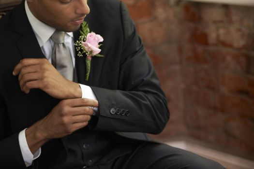 Wedding Stat: The Average Tuxedo Rental Costs $248  For more item-by-item wedding costs, see http://www.chron.com/life/weddings-and-celebrations/article/How-much-the-average-wedding-costs-item-by-item-6071157.php